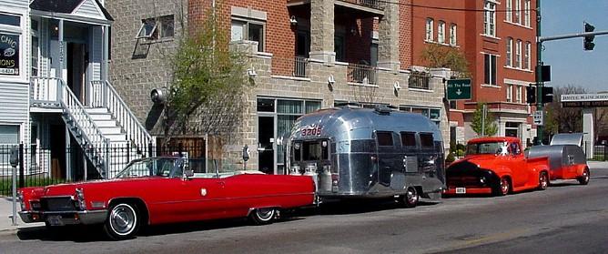 Dodge Conversion Van >> Histoire – Teardrops