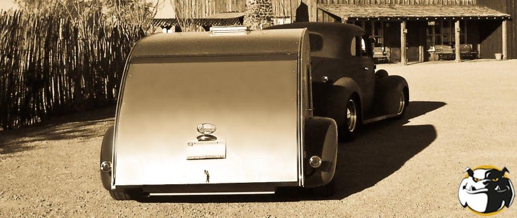 teardrops le camping old school. Black Bedroom Furniture Sets. Home Design Ideas